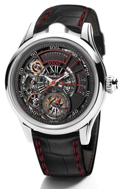 Montblanc TimeWriter II Chronographe Bi-Fréquence 1.000