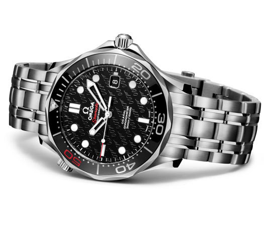 Omega Seamaster Co-Axial 300 M James Bond 007, 50ème Anniversaire