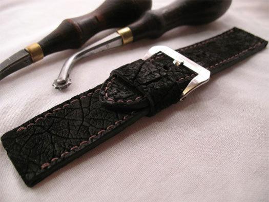 The StrapSmith de Rob Montana : des bracelets-montres réalisés à la main, originaux et beaux