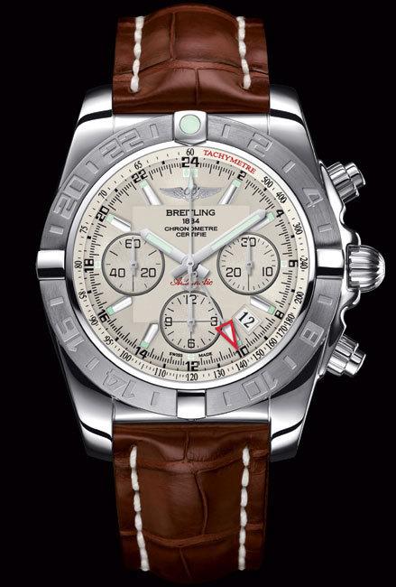 Breitling Chronomat 44 GMT : 44 mm, nouveau diamètre