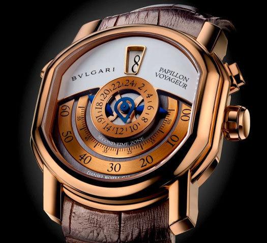 Bvlgari Papillon Voyageur : quand la haute horlogerie s'installe aux poignets des globe-trotters