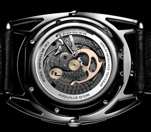 De Bethune DB28 Aiguille d'Or : une championne du Grand Prix d'Horlogerie de Genève revisitée…