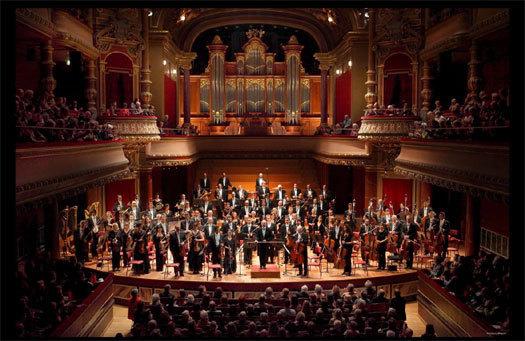 Orchestre de la Suisse Romande, crédit photo Grégory Maillot