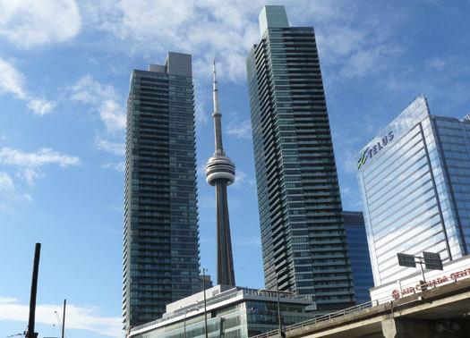 Toronto : balade horlogère sur les rives du lac Ontario