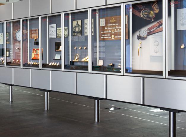 Bienne : le musée Omega, un pont horloger entre passé, présent et futur