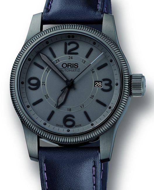 Oris Big Crown Date gris furtif 3846826-5775828