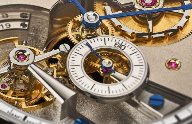 Greubel Forsey Hand Made 1 : la montre toute à la main !