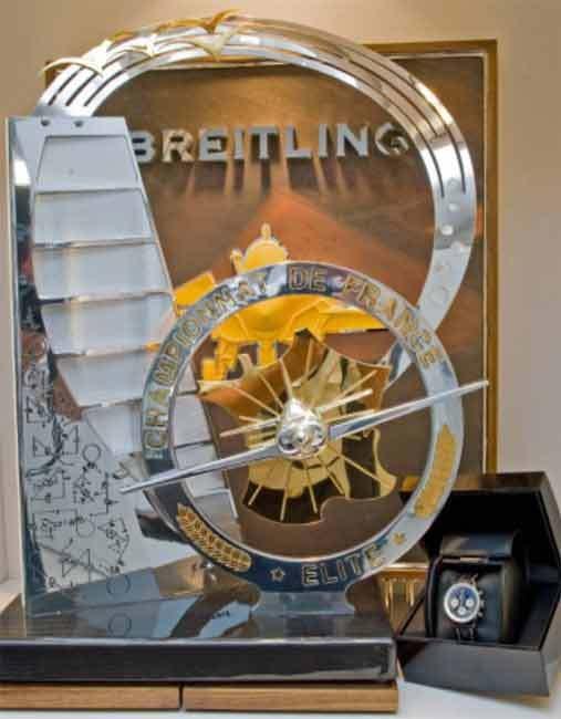 Breitling : Trophée Renaud Ecalle