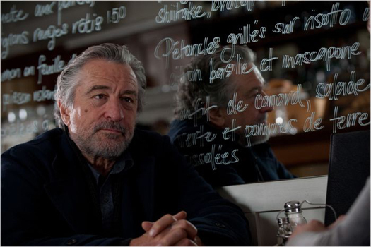 Robert de Niro dans Killer Elite, DR