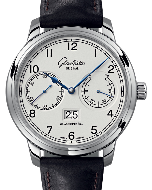 Senator Observer Glashütte Original : élégant hommage aux montres de pont