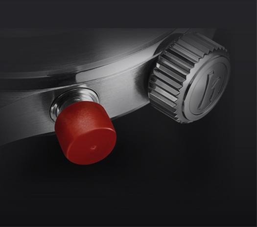 Hanhart : des boitiers en acier sans nickel cent fois plus résistants aux rayures…
