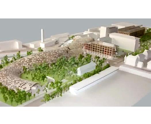 Bienne : de nouveaux bâtiments ultramodernes et respectueux de l'environnement pour Swatch et Omega