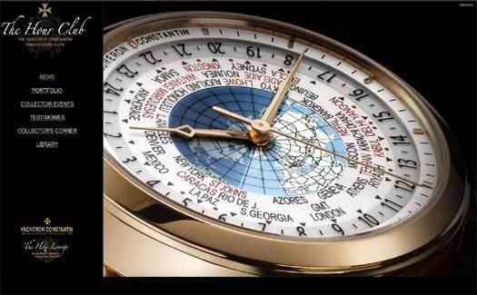 The Hour Club : le club Vacheron Constantin dédié aux collectionneurs