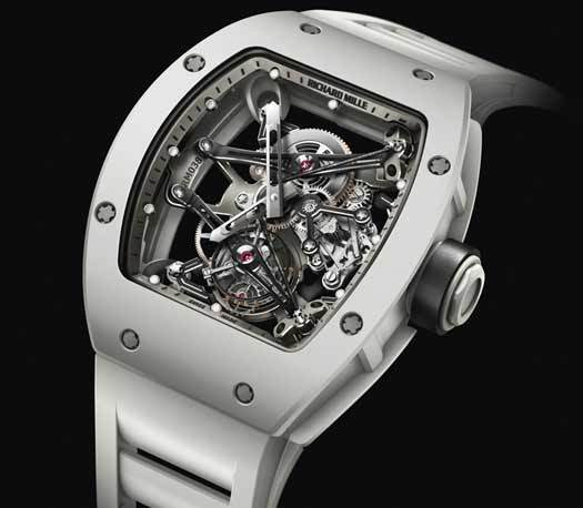 Tourbillon Richard Mille RM 038 Bubba Watson