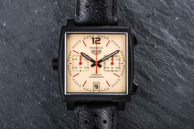 Monaco TAG Heuer x The Hour Glass