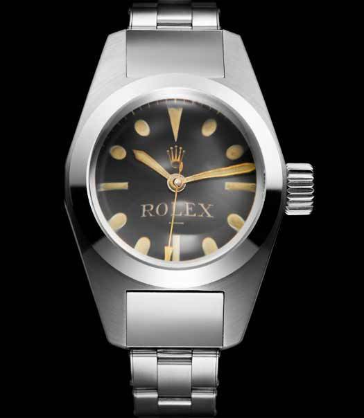 Rolex Deep Sea Special 1960 crédit photo Rolex/Jean-Daniel Meyer