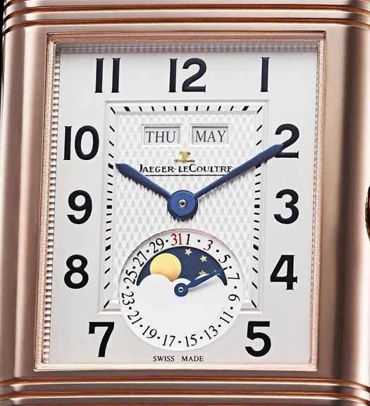 Jaeger-LeCoultre Grande Reverso Calendar : vivre au jour le jour avec la Reverso