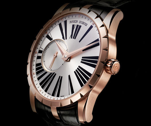 Roger Dubuis Excalibur en or rose 42 mm