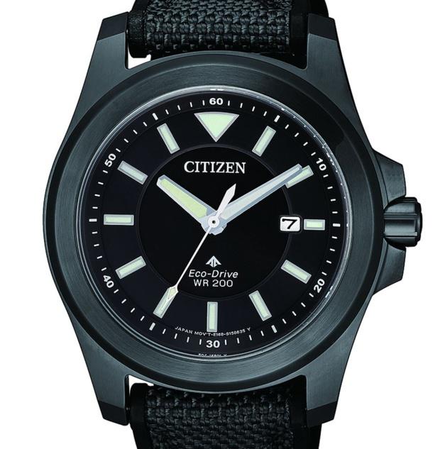 Citizen Promaster Eco-Drive Land Tough : la montre des durs à cuir !