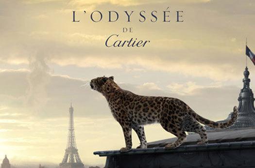 L'Odyssée de Cartier : somptueux film