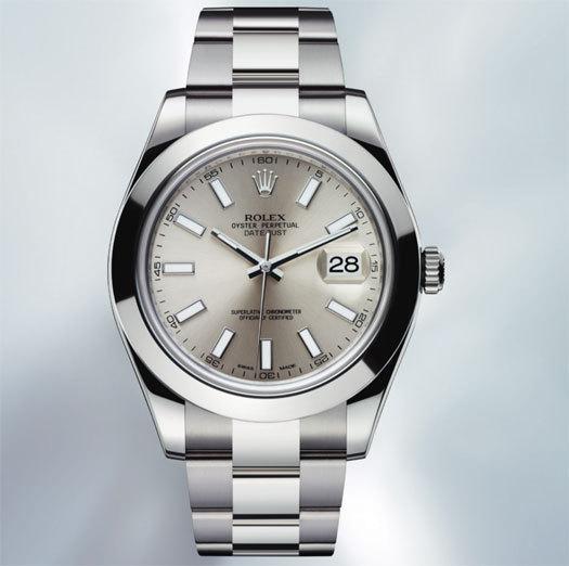 Rolex Oyster Perpetual Datejust II en acier