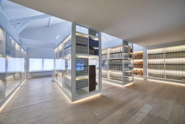 La Grande Maison Jaeger-LeCoultre archives