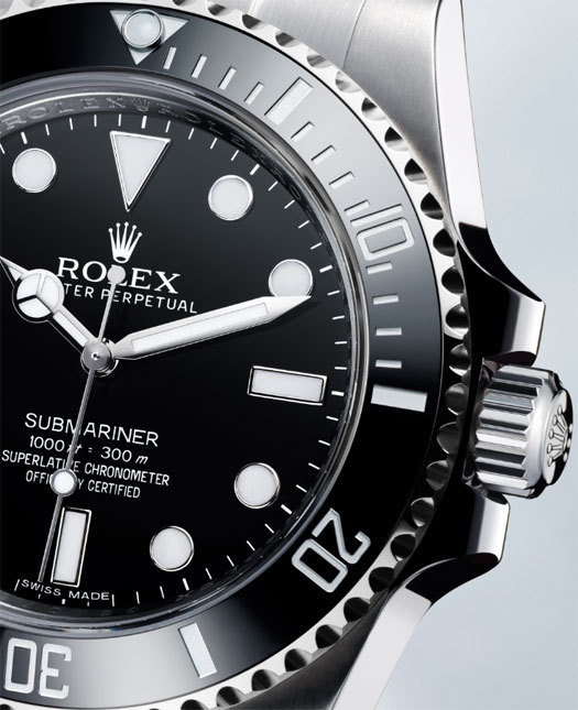 Rolex Oyster Perpetual Submariner réf 114060