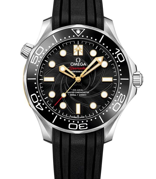 Seamaster Diver 300M OMEGA James Bond