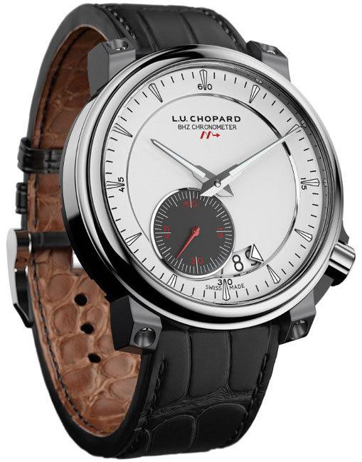 Chopard L.U.C 8HF : 57'600 alternances/heure certifiées COSC