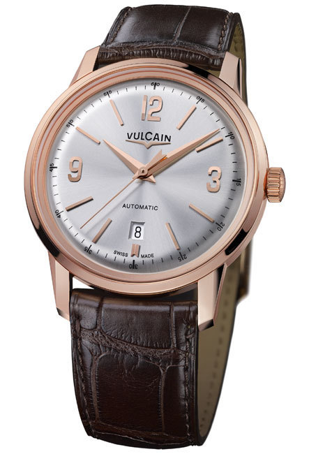 Vulcain 50s Presidents' Classic version or rose