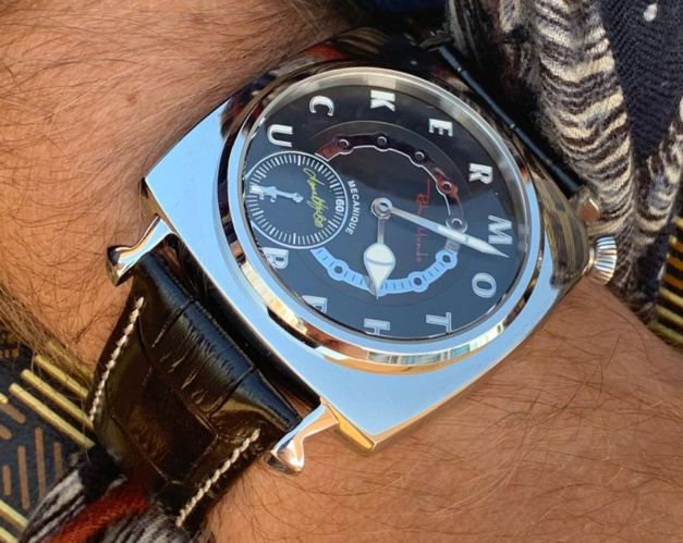 Ritmo Mundo : une montre très Motherfucker !