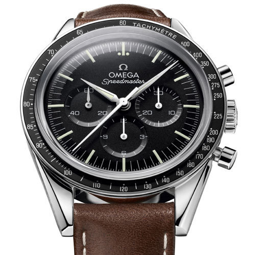 Omega Speedmaster « First Omega in Space » Wally Schirra