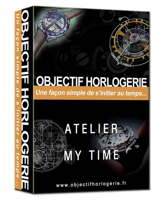 My Time : les ateliers d'horlogerie d'Objectif Horlogerie en vente chez MisterChrono