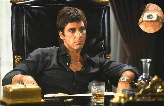 Scarface, DR