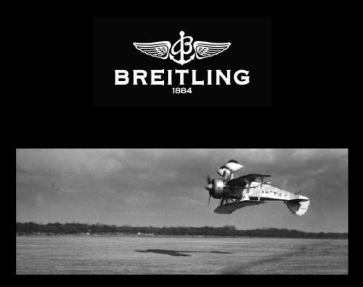Breitling, partenaire du 2nd Carrefour de l'air, un rassemblement d'avions anciens