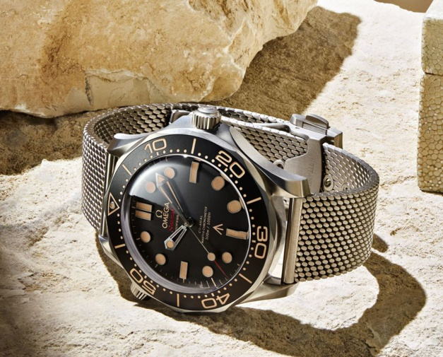 Omega Seamaster James Bond No Time To Die