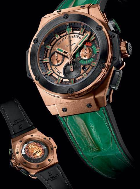 Hublot King Power World Boxing Council