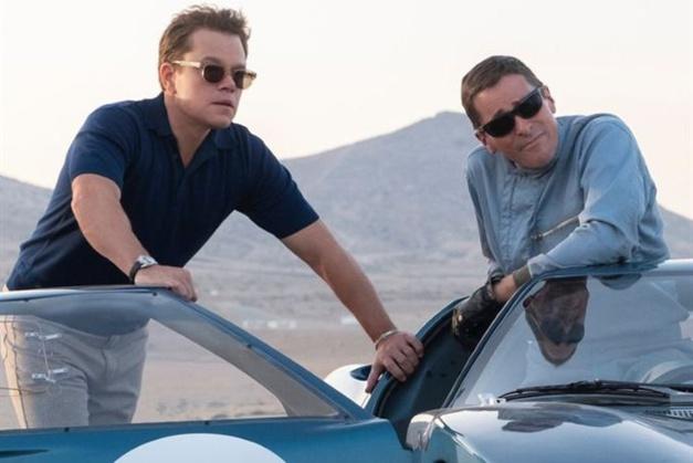 Le Mans 66 : Matt Damon porte un chrono Heuer Carrera 7753SN