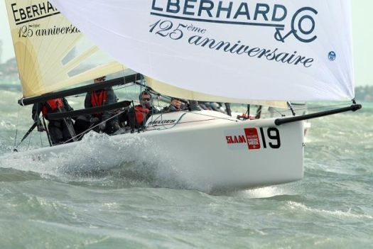 Eberhard & Co : partenaire de l'AUDI Italia Sailing Team