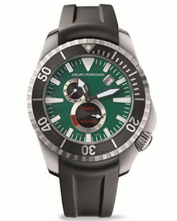 Girard-Perregaux : une montre unique pour la vente de Christie's « Green Auction » en faveur de la planète