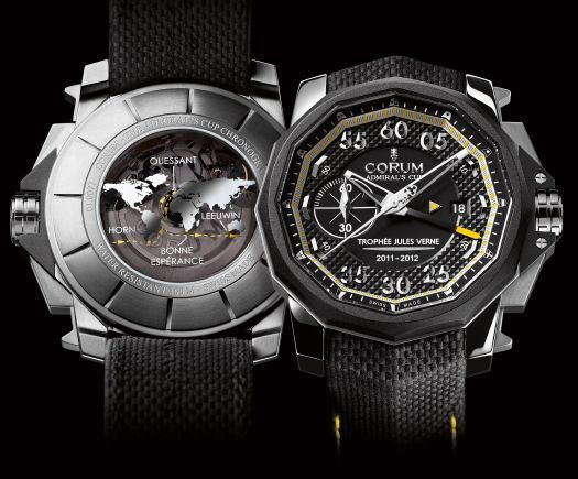 Corum Admiral's Cup Seafender 48 Chrono Centro Trophée Jules Verne