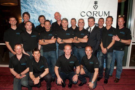 Corum : les nouveaux détenteurs du Trophée Jules Verne récompensés