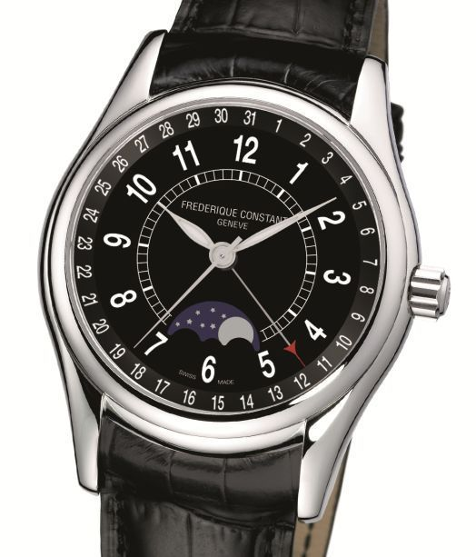 Frédérique Constant Index Moon Timer