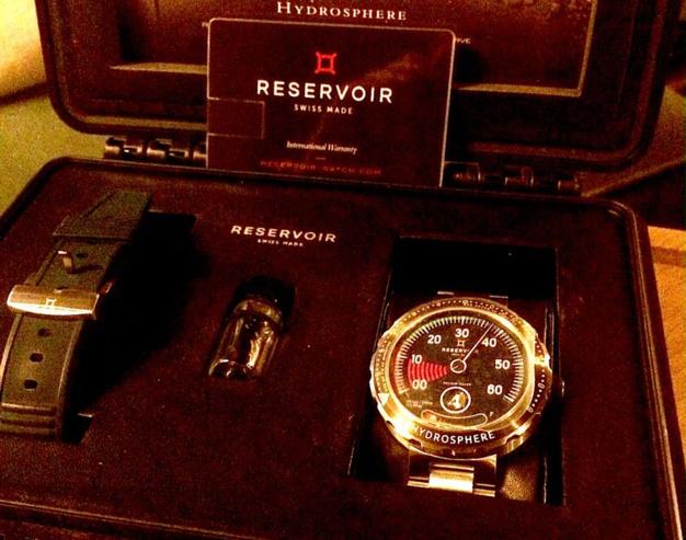 Reservoir : une marque horlogère en devenir