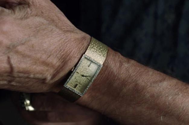 The Irishman : Robert de Niro porte une montre Mathey Tissot