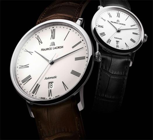 Maurice Lacroix Les Classiques Tradition : l'art horloger suisse réduit à l'essentiel