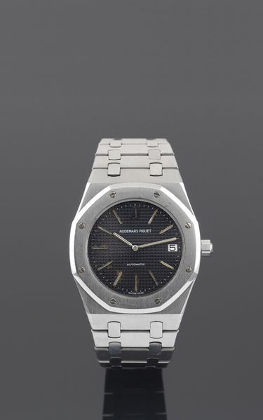 La Royal Oak Audemars Piguet Jumbo d'Alain Delon, DR