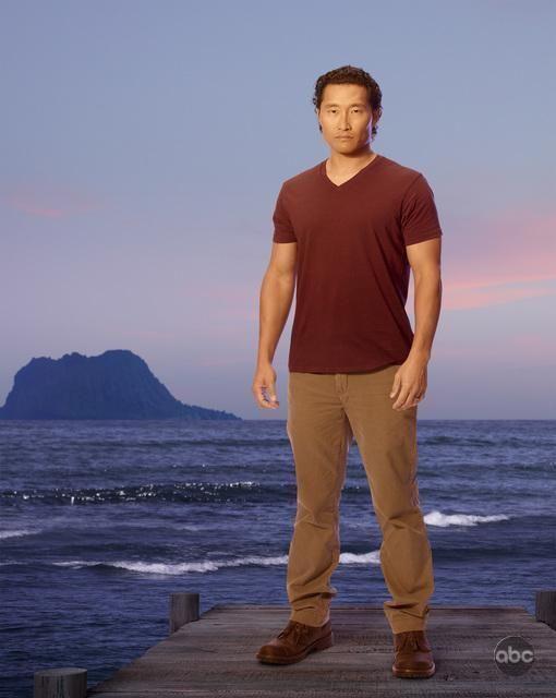 Daniel Dae Kim dans Lost, copyright ABC