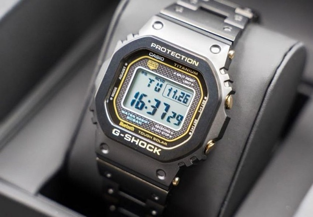 G-Shock GMW-B5000TB