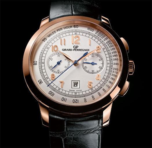Girard-Perregaux chronographe 1966 42 mm 4099319-6221322
